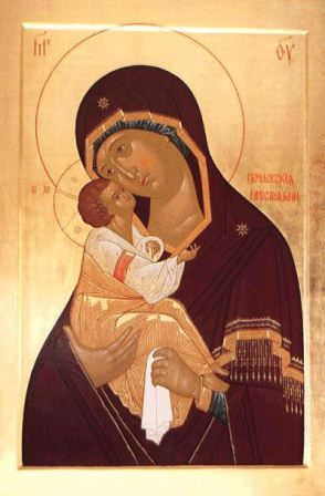 Pochaev Icon of the Mother of God