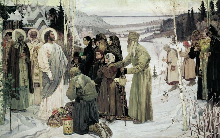 Russian Orthodox Faith